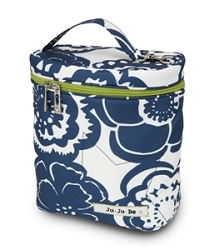 jujube diaper bag fuel cell - cobalt
