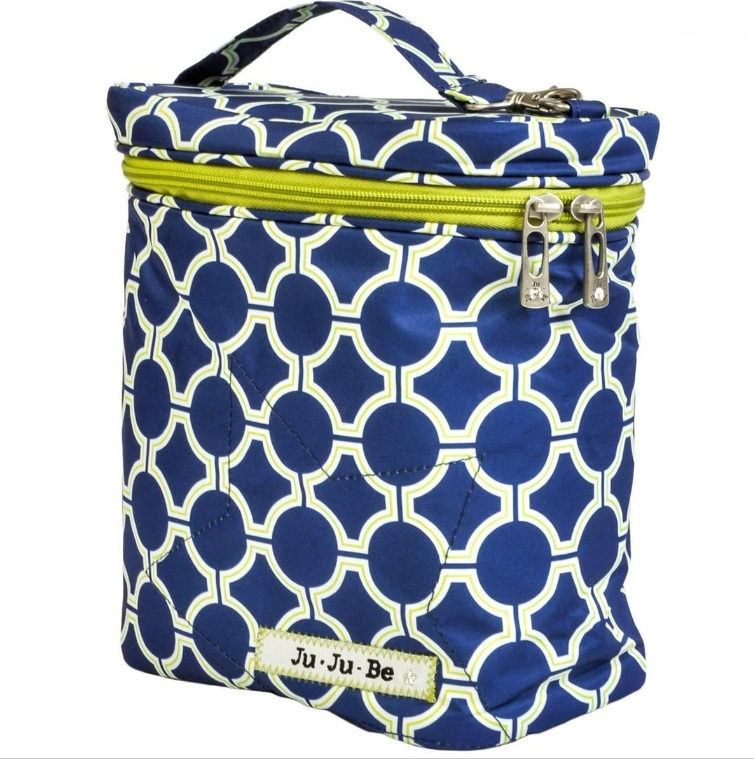 jujube diaper bag fuel cell - royal envy
