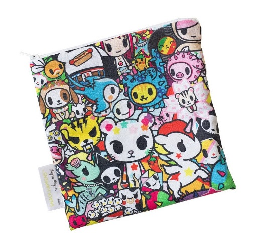 Tokidoki Snack & Everything Bag