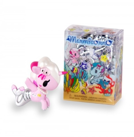 tokidoki blind box - mermicorno