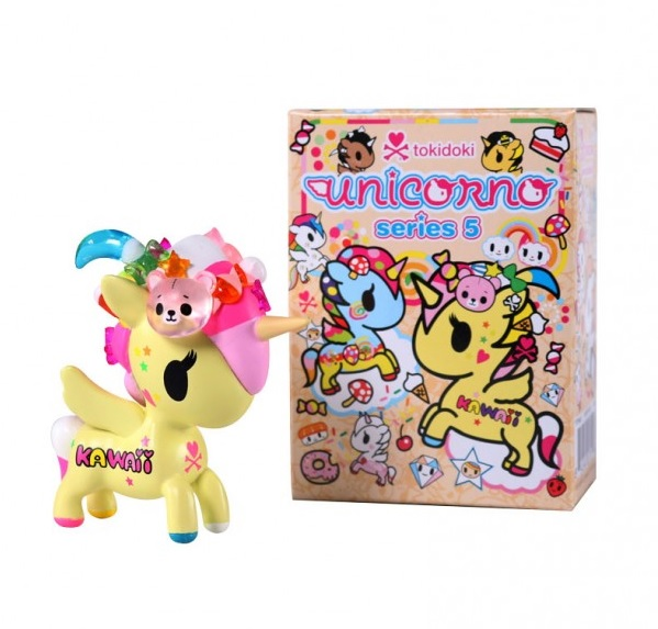 tokidoki blind box - Unicorno Series 5