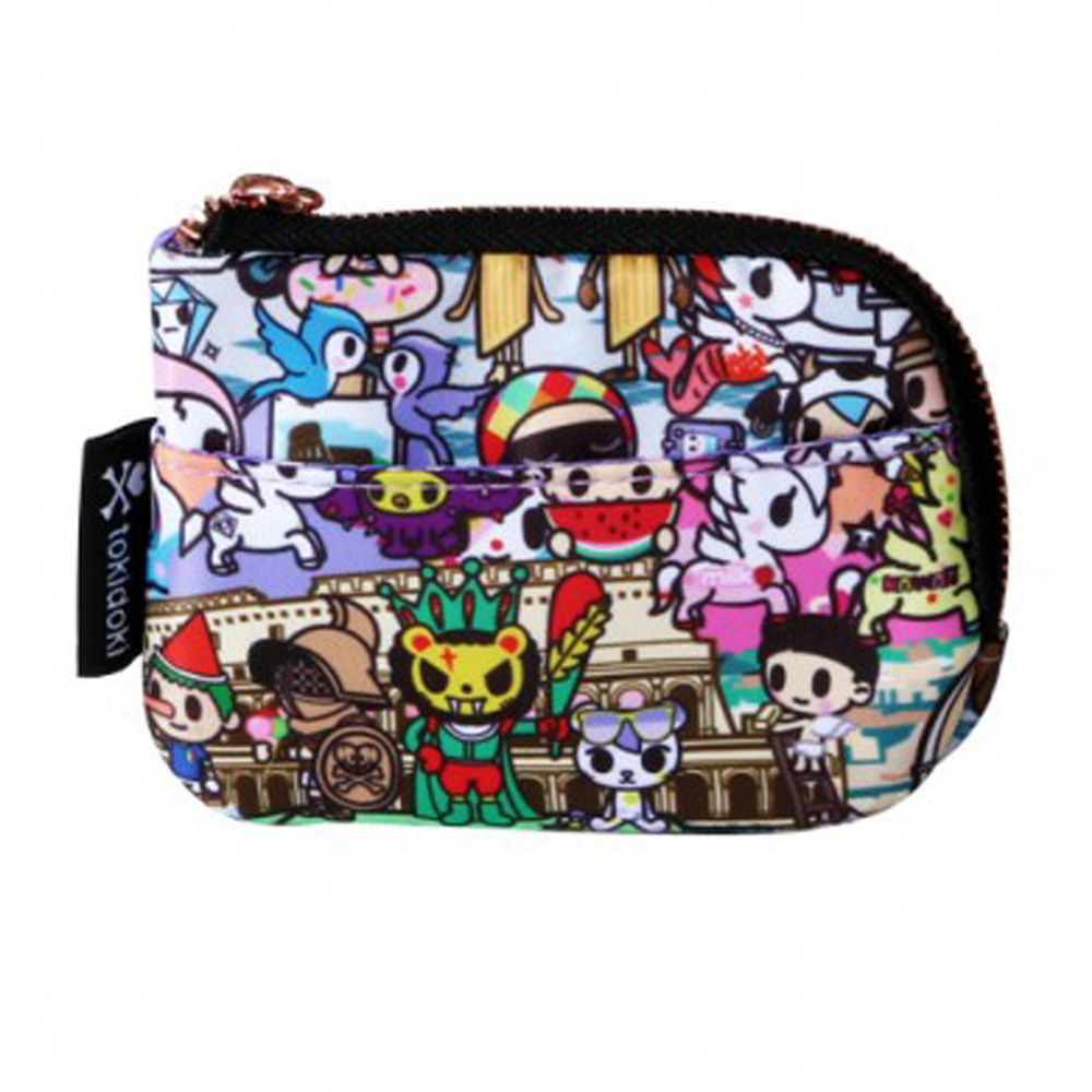 Coin Purse in Tokidoki Roma Collection