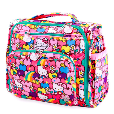 ju ju be be bff hello kitty lucky star