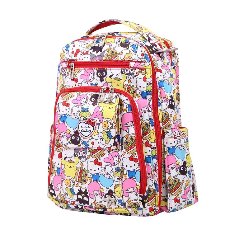 JuJuBe Be Right Back Diaper Bag - Hello Sanrio c94941db6f267