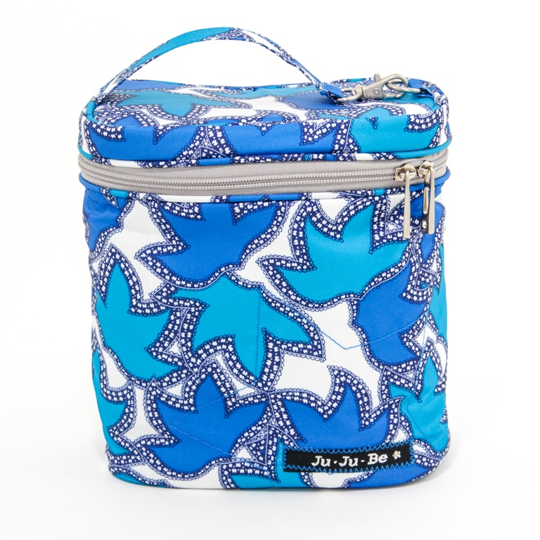 jujube diaper bag fuelcell -  Sapphire Lace