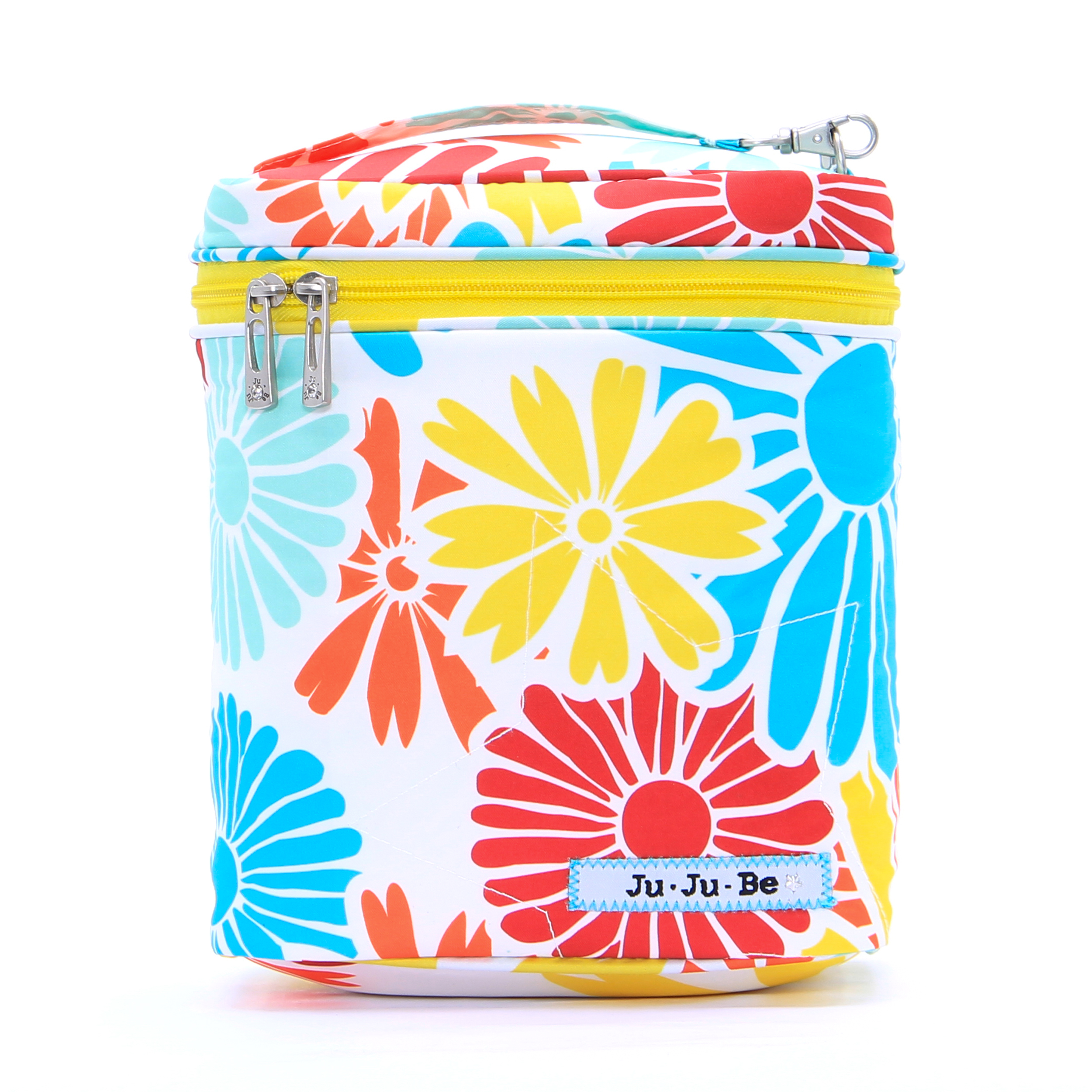 jujube diaper bag fuelcell - flower power