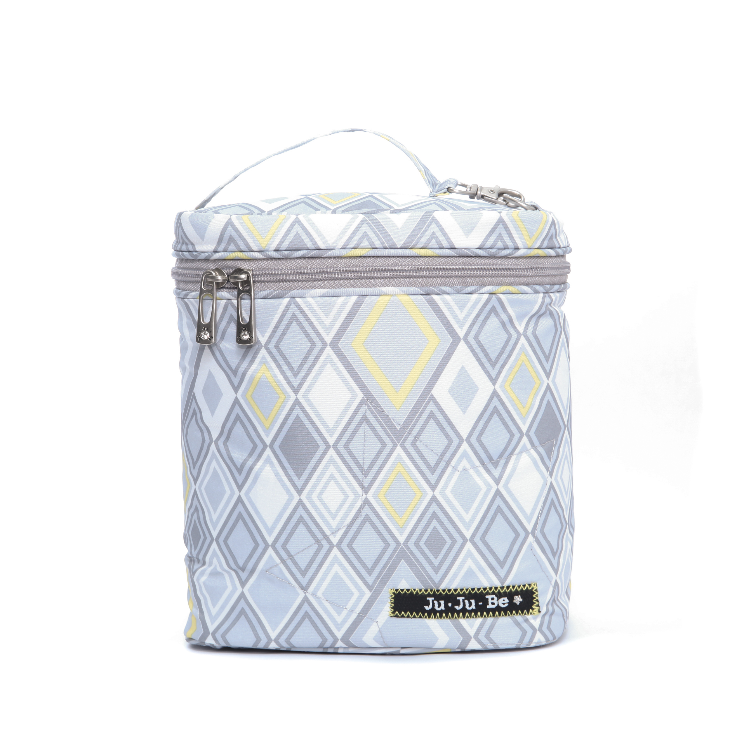 jujube diaper bag fuelcell - silver ice
