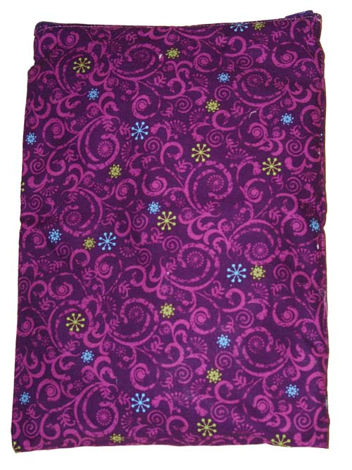 Kissaluvs Antibacterial Wet Bag - Purple