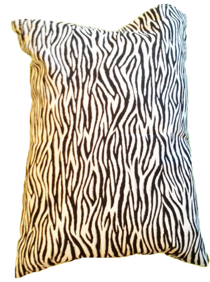 Kissaluvs Antibacterial Wet Bag - zebra