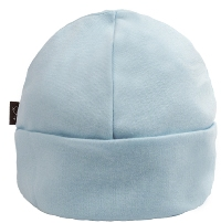 kushies baby cap - blue