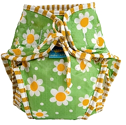 swim diaper daisy