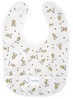 kushies premium bib - duck