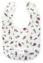 kushies premium bib - family