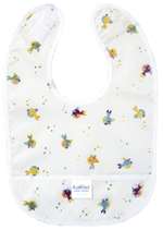 kushies premium bib - fish