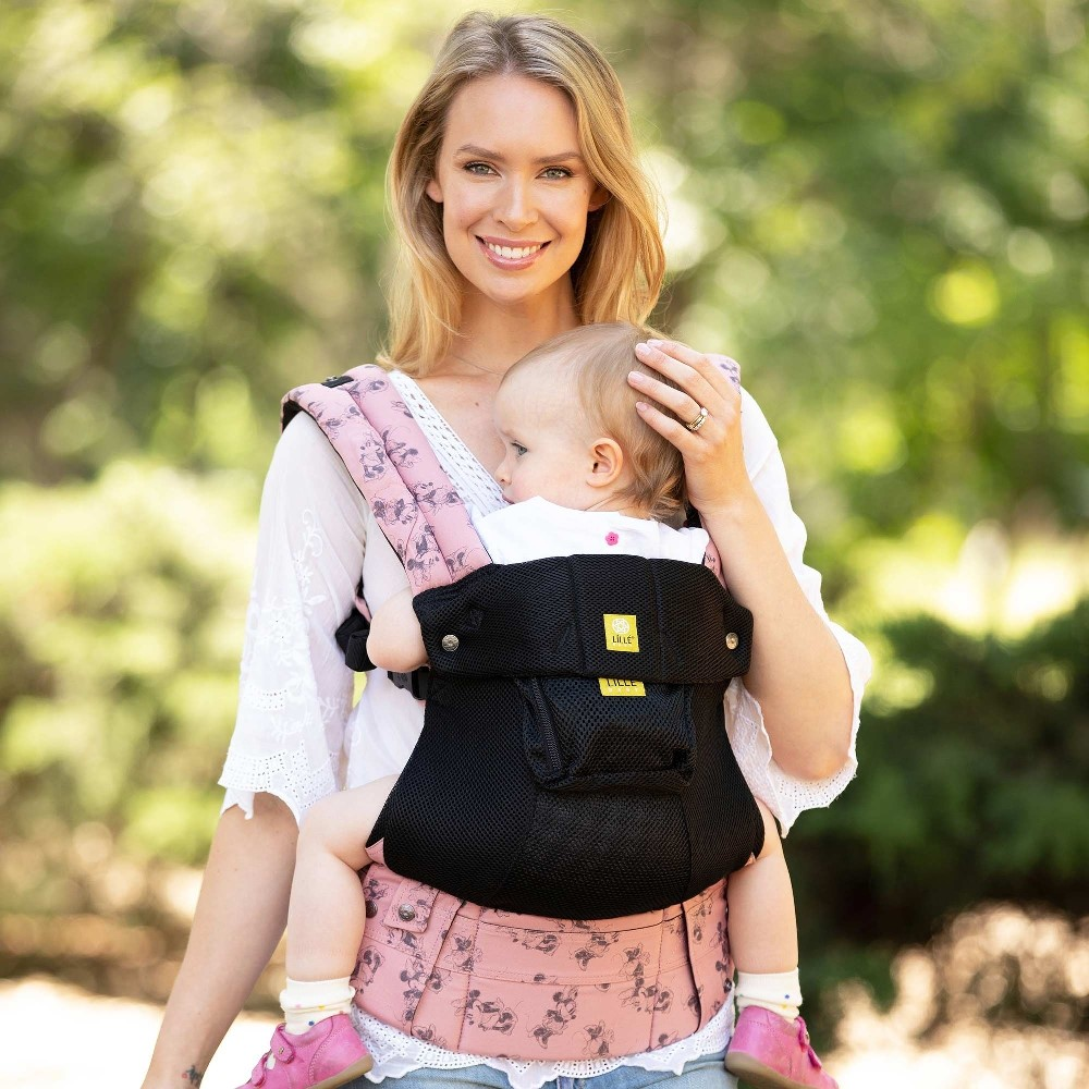 f89ad491d9b 5. Lillebaby COMPLETE Airflow Carrier - Minnie Classic