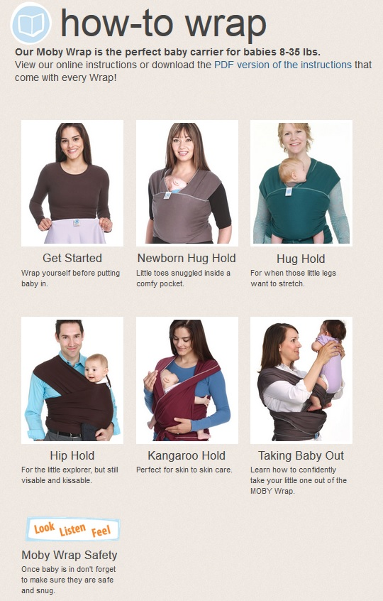 Moby Wrap Moderns Canada Best Wrap Style Baby Carrier Pacific