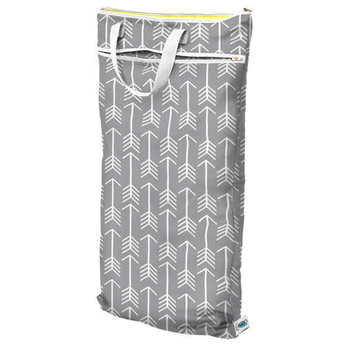 planet wise hanging wet/dry bag - aim twill