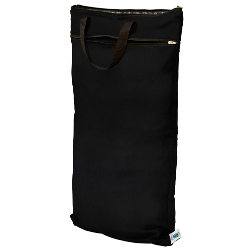 planet wise hanging wet/dry bag - Black