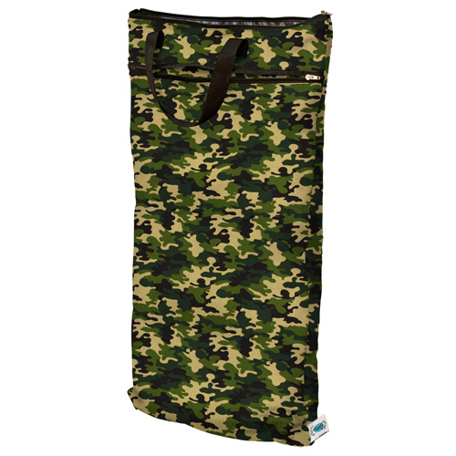 planet wise hanging wet/dry bag - Camo