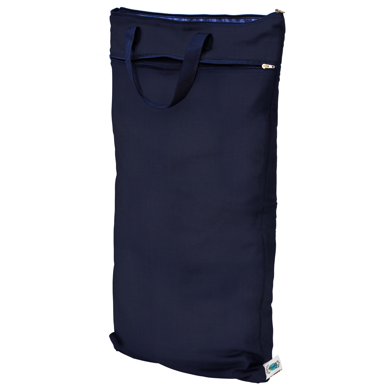 planet wise hanging wet/dry bag - Navy