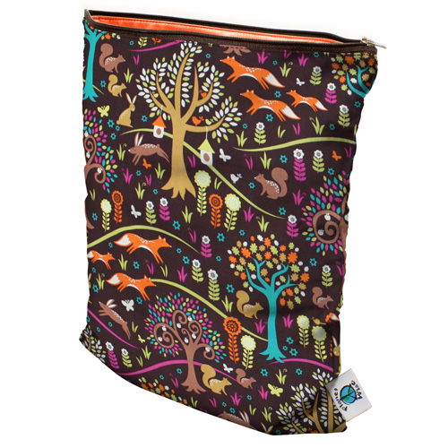 planet wise wet bag -  Jewel Woods