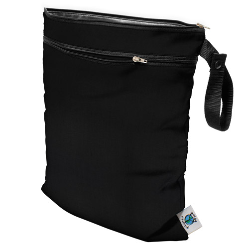 planet wise wet/dry bag - Black