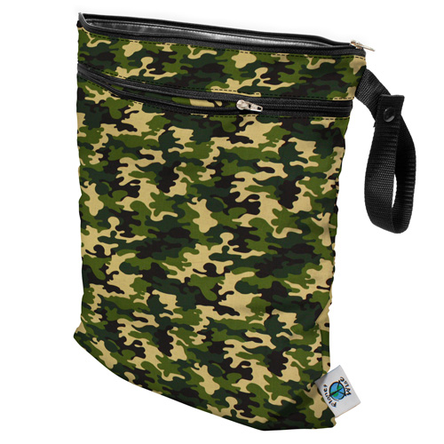 planet wise wet/dry bag - Camo