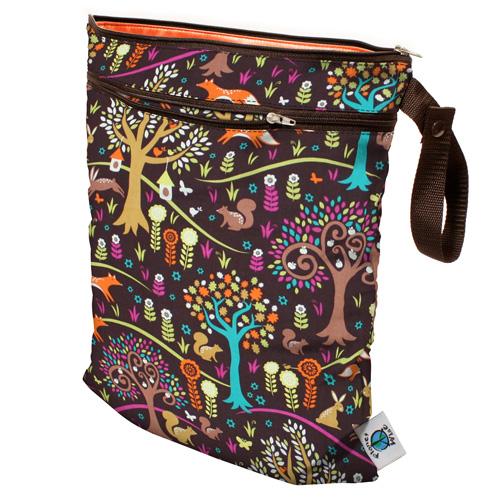 planet wise wet/dry bag -  Jewel Woods