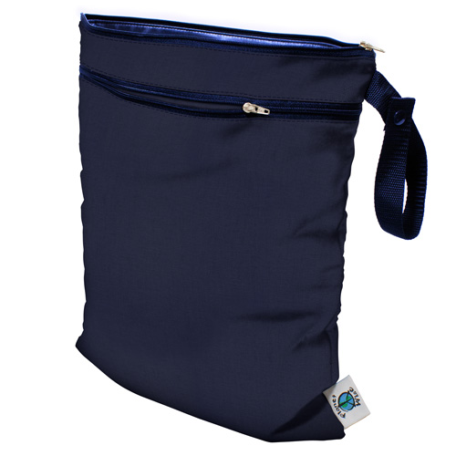 planet wise wet/dry bag - Navy