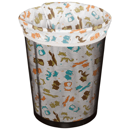 planet wise trash bag - Fox Trot