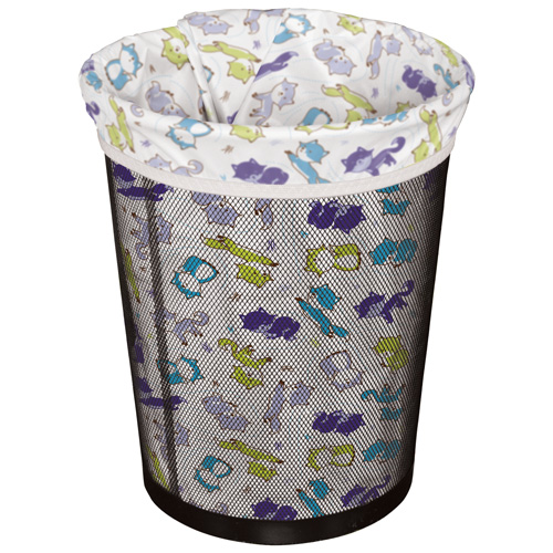 planet wise trash bag - Foxy Frolic