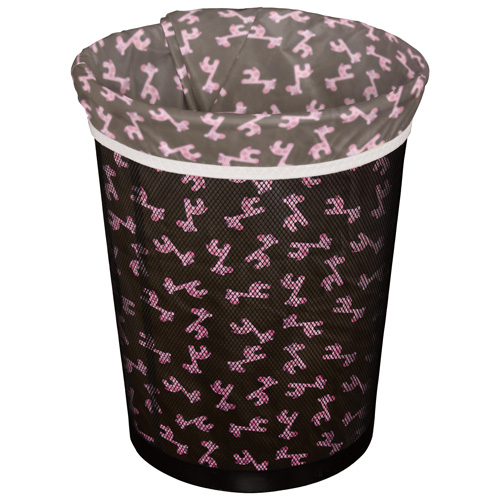 planet wise trash bag - Pink Giraffe