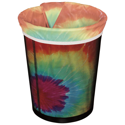 planet wise trash bag - Totally Tie Dye