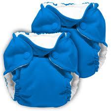 kanga care lil joey newborn diaper - Bermuda