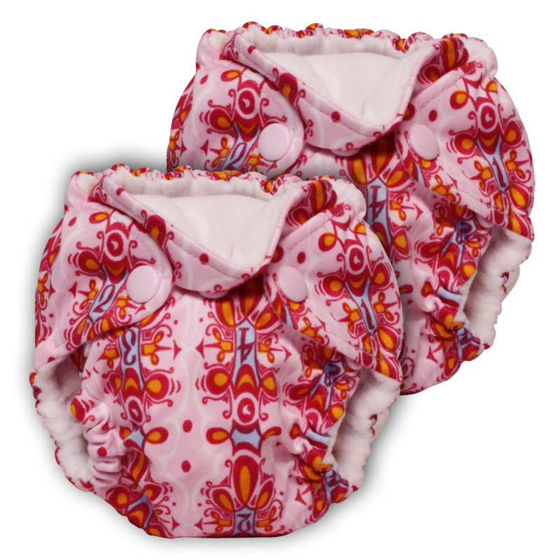 kanga care lil joey newborn diaper - Lux