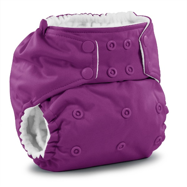 rumparooz cloth diaper - Orchid