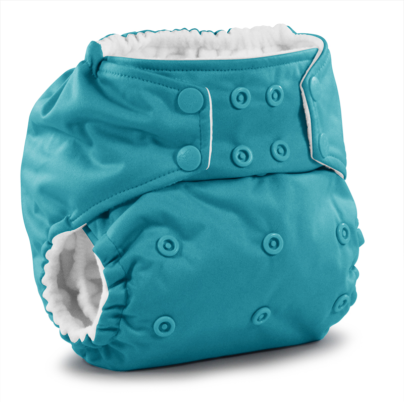 rumparooz cloth diaper - Aquarius