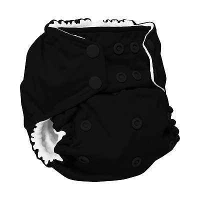 rumparooz cloth diaper - phantom