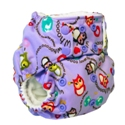 rumparooz cloth diaper - eco owl