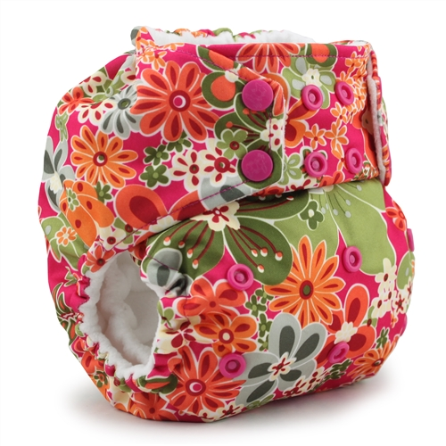 rumparooz cloth diaper - perky