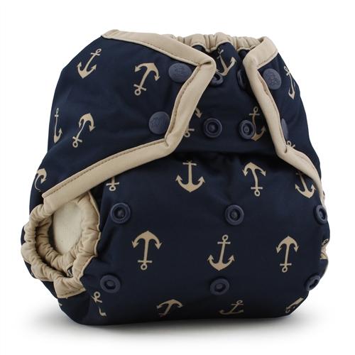 rumparooz one size diaper cover - jujube admiral