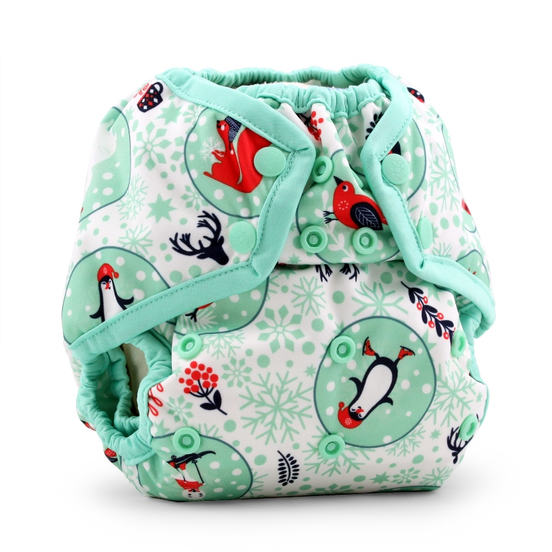 Kangacare Limited Winter Edition - Chill - one size diaper cover