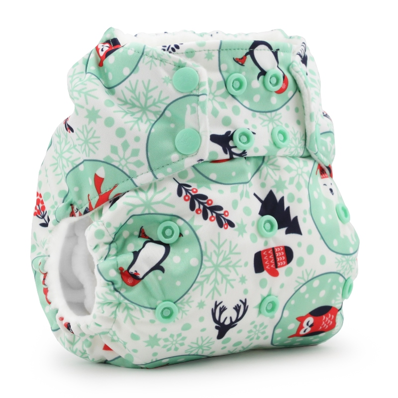 Kangacare Limited Winter Edition - Chill - G2 one size diaper