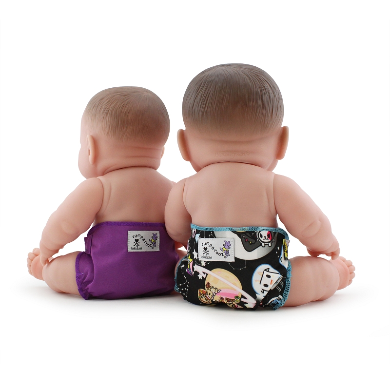 rumparooz doll diaper 2 - TokiSpace