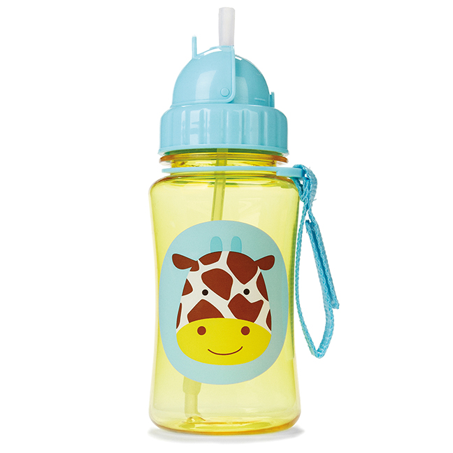 Skip Hop zoo straw bottle - Giraffe
