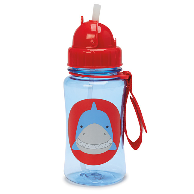 Skip Hop zoo straw bottle - Shark