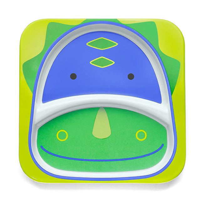 Skip Hop zoo plate - Dinosaur