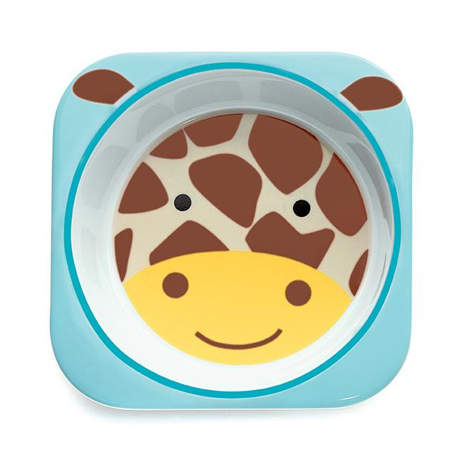 Skip Hop zoo plate - Giraffe