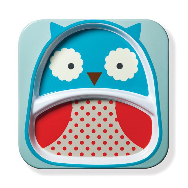 Skip Hop zoo plate - Owl
