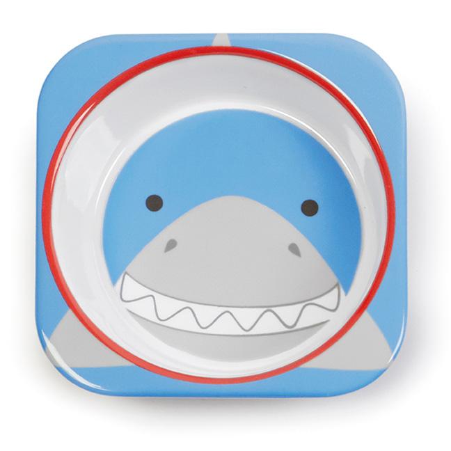Skip Hop zoo plate - Shark
